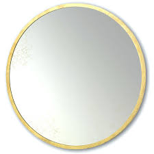 large black and gold round mirror circle uk sunburst wall