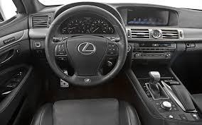 black lexus 2013 first drive 2013 lexus ls 460 automobile magazine