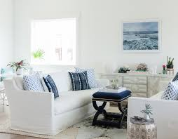 Modern Beach Living Room Living Room Accent Table Nice Bright Casual Elegance Console Nice