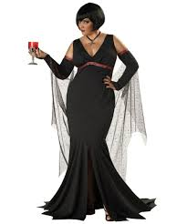immortal seductress plus size vampire halloween costume