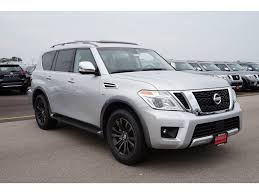 nissan armada 2017 white nissan armada in naperville il gerald nissan of naperville
