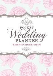 Wedding Planning Book Win Amazing Pocket Wedding Planner Book