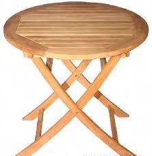Mini Folding Table Teak Outdoor Furniture Mini Round Folding Table Page 1