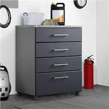 4 drawer base cabinet systembuild furniture latitude 4 drawer base cabinet graphite gray