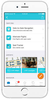 Phoenix Airport Gate Map by New Tripit Pro Feature Announced Great For Getting Around Airports