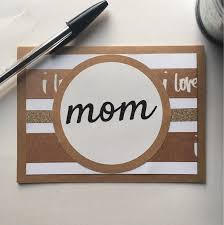 mother u0027s day card birthday card for mom mother u0027s day gift