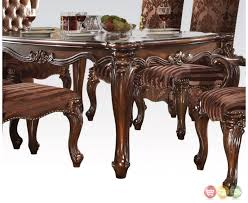 European Dining Room Furniture Dining Tables Amazing Versailles Traditional Scrolled Dining