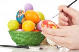 Easter Egg Decorating Ideas Uk by Five Easter Egg Decorating Ideas The Scs Blog