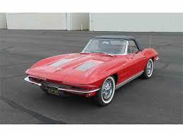 1962 split window corvette 1963 chevrolet corvette for sale on classiccars com 80 available