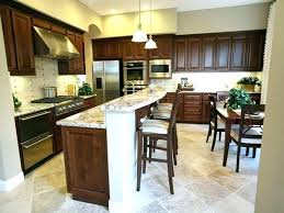 Kitchen Island With Chairs Eye Catching Kitchen Island Chairs With Backs Bar Stools Padded