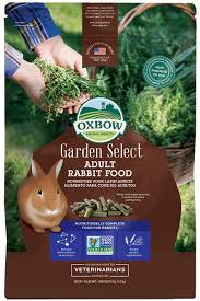 rabbit food oxbow animal health oxbow animal health garden select