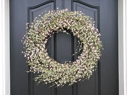wreath for front door front door wreath handballtunisie org