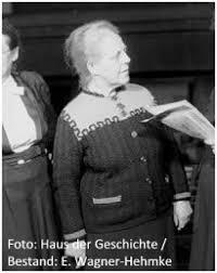 Ksp Bad Saulgau Biografie Helene Weber 1881 1962 Kaufmännische Und