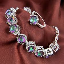 silver topaz bracelet images 43 best rainbow topaz images rainbows beautiful jpg