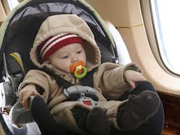 Wyoming traveling with a baby images Car seat safety using a car seat on a plane babycenter jpg