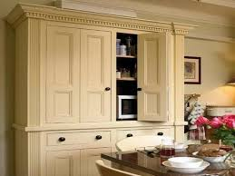 Free Standing Kitchen Pantry Furniture Awesome Free Standing Kitchen Pantry Cabinet Home Decorations Spots