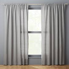colorful modern curtains and drapes cb2
