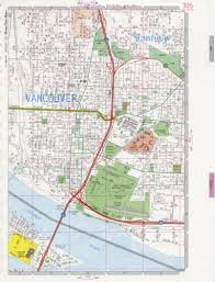 Map Of Usa Roads by Vancouver Wa Road Map