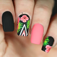 palm leaves hibiscus flowers https noahxnw com post