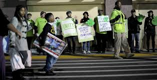 walmart black friday strategy the great walmart walkout the nation