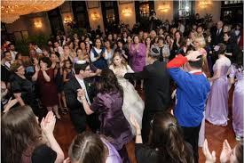 Jewish Wedding Chair Dance At Some Happy Events U0027hava Nagila U0027 Isn U0027t Invited Wsj