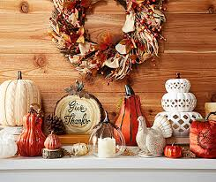 autumn decor beautify your home living room with many fall decorating ideas