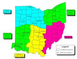 dayton map ohio state regional zip code wall maps swiftmaps com