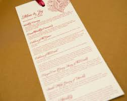 indian wedding program template wedding program and or indian wedding invitation suite
