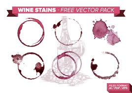 wine vector watercolor wine stain download free vector art stock graphics