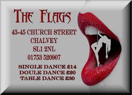 Dancing Flags The Flags Lap Dancing Bar In Slough