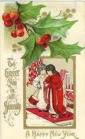 electronic new year cards 92 best vintage new year images on happy new year