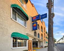 Closest Comfort Inn Comfort Inn Santa Monica Los Angeles Ca Booking Com