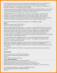 Personal Trainer Resume Sample by Federal Resumes Templatebillybullock 60 Resume Examples 2012