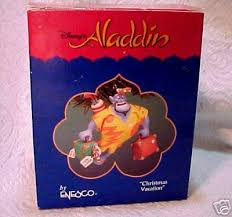 15th anniversary article aladdin christmas tree decorations and