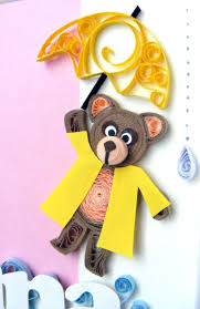 27 best quilling teddy bear images on pinterest quilling ideas
