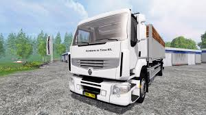 renault truck premium renault premium distribution for farming simulator 2015
