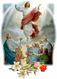 the mysterious bible painting of jesus christ and the ascension