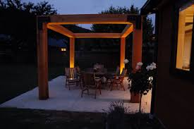 Patio Post Lights Garden Wall Lights Pathlight Outdoor Patio Lighting Ideas External