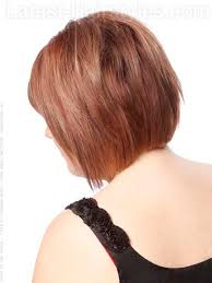 bob hairstyle with stacked back with layers stacked bob haircut back view haircuts that ll make you
