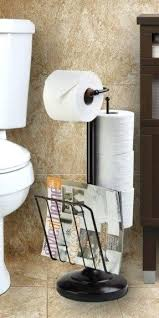 unique free standing toilet paper holder unique free standing toilet paper holder accessories toilet paper