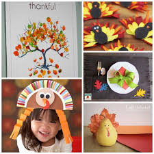 arts and craft for thanksgiving home design