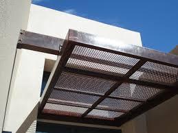 Awning Design Ideas Steel Awning Modern Patio Albuquerque By Modulus Design