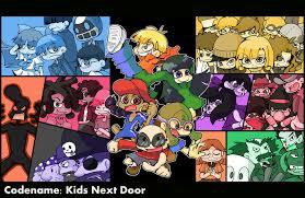 sonya numbuh 83 codename kids door zerochan anime image
