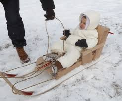how to make a sled