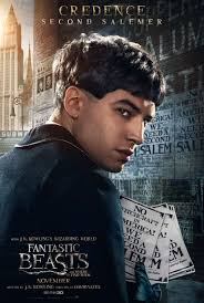 click to view extra large poster image for fantastic beasts and