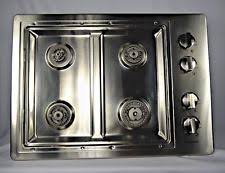 Gas Stainless Steel Cooktop 30
