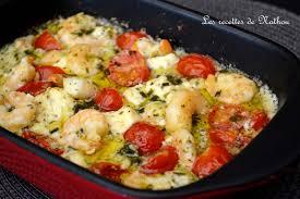 plat cuisiné au four ma cuisine au fil de mes idées scis à l ail feta et tomates