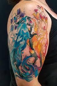 mandala acuarela buscar con google tatuajes ideas pinterest