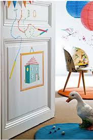decoration de porte de chambre décoration sur porte chambre enfant