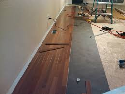 how do you install wood flooring flooring flooring